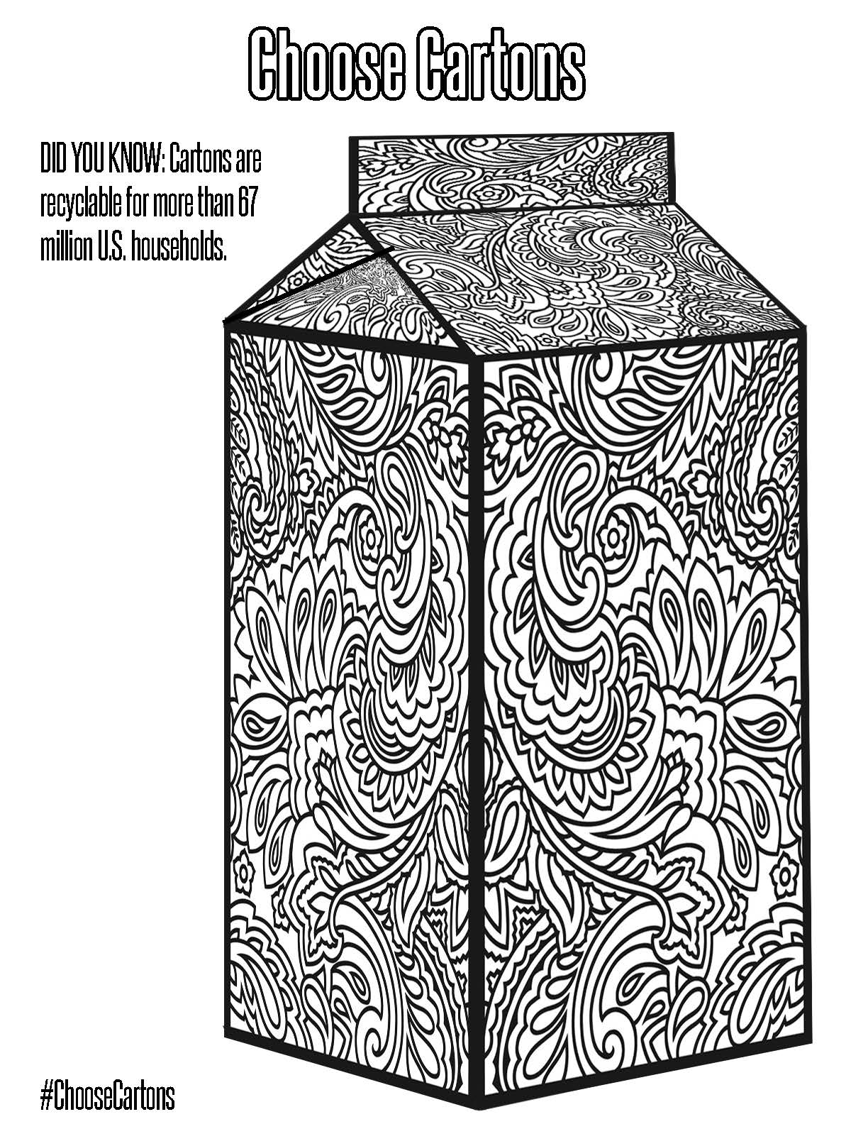 Adulting coloring pages ~ Carton Printable Coloring Pages | ChooseCartons